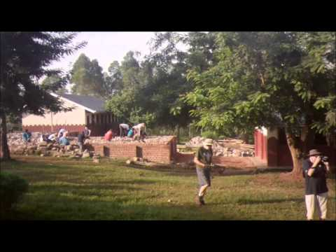 A timelapse of our work in Uganda