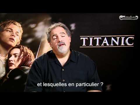 Titanic : Interview de Jon Landau