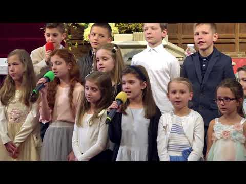 "Seattle Bethany Kid's Choir - ""Mighty to Save"""