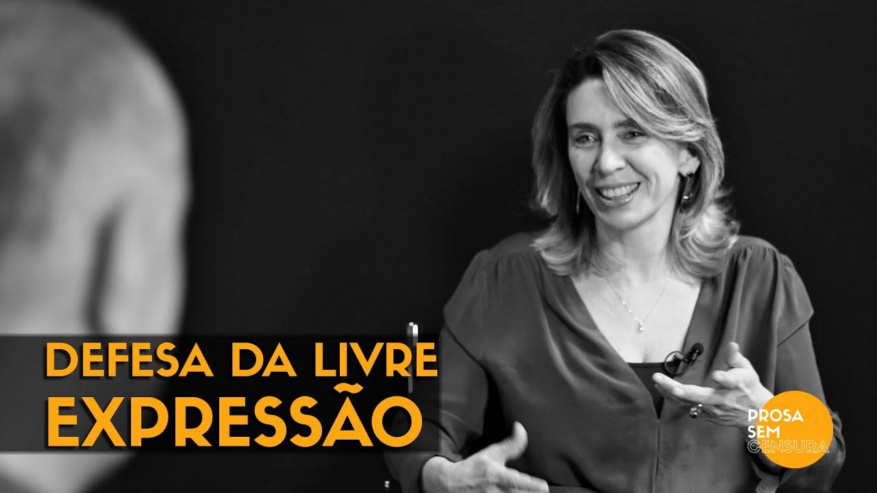 Prosa sem Censura entrevista Patrícia Blanco - YouTube