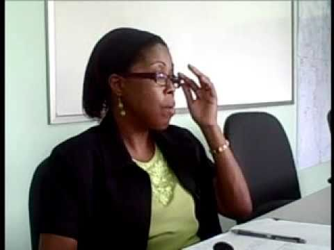 Ms. Denise Fraser- Former UNDP Project Manager -- Civil Defence Commission