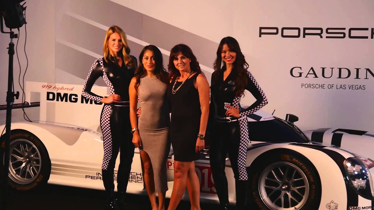 Gaudin Porsche Of Las Vegas - Grand Opening Recap - YouTube