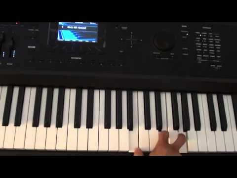 How to play Trap Queen on piano - Fetty Wap - Trap Queen Piano Tutorial