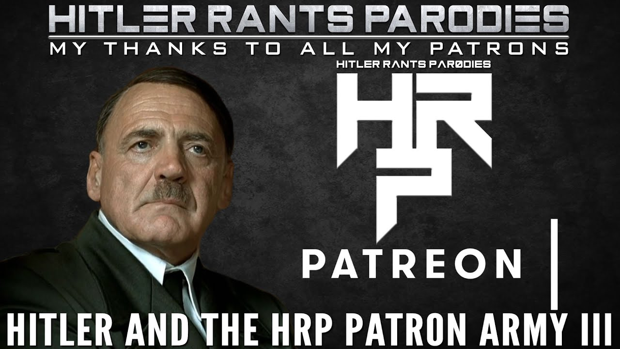 Hitler and HRP's Patron Army III
