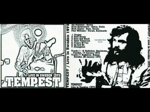 TEMPEST - Live in Sweden, 17.01.1973