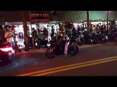 2017 25th Annual Biketoberfest Daytona Beach-Main Street