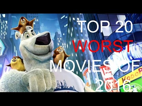 top 20 movies of 2016 and 2017