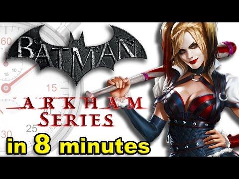 The History of Batman: Arkham Games - A Brief History