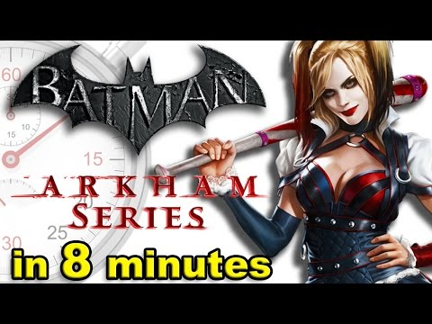 The History of Batman: Arkham Games - A Brief History