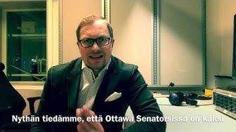 Antti Mäkisen videoblogi, osa 24: NHL-uutisia