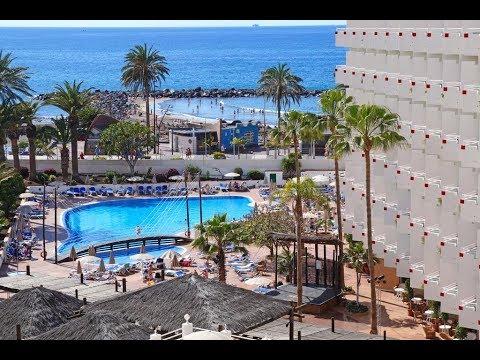 Hotel Troya, Playa De Las Americas, Tenerife, Spain