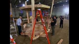 Diy Dominator: Gazebo Challenge - Featuring Mike Howell Owner Of Carpentry With Integrity