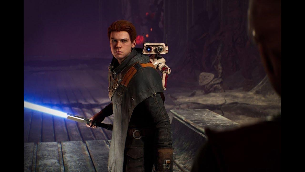 Star Wars Jedi Fallen Order BD1 Free Download free VR / AR