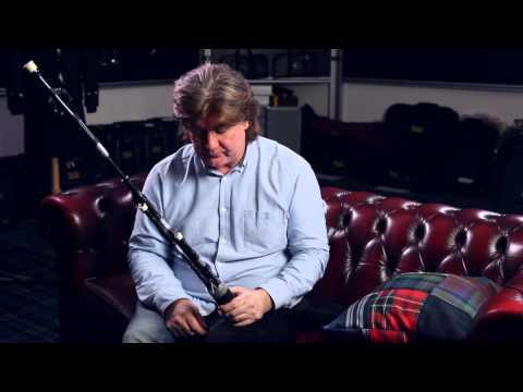 Fred Morrison talks