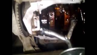 Замена маслоприёмника,прокладки поддона ДВС,масляного фильтра на 2108-2115