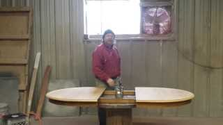 Refinishing A Oak Dining Table  Timeless Arts Refinishing 616 453 8309