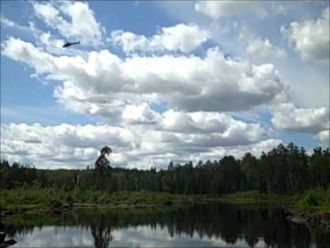 Sulfide mining exploration in northeastern Minnesota