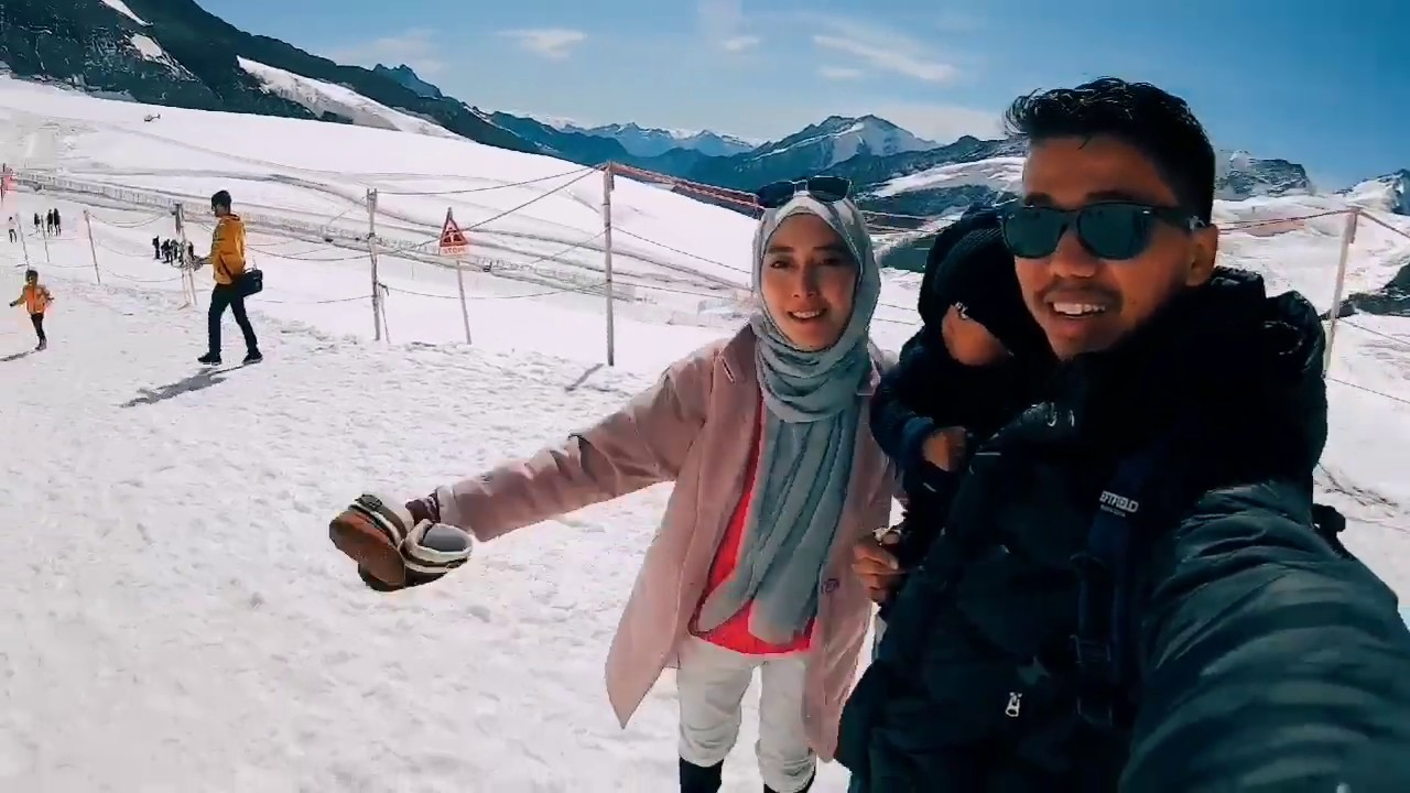 Bawa Keluarga Travel Ke Switzerland