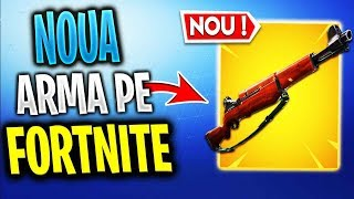 "Noul SNIPER ""Infantry Rifle"" IN FORTNITE !? - G8mitzuu pe SHOP pentru SKIN Gratis pe ARME maine !"