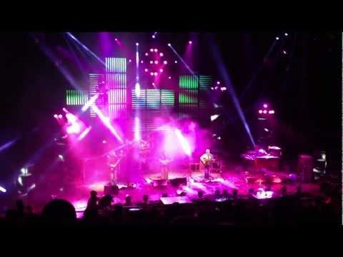 (HD) String Cheese Incident at Red Rocks 7/7/12 - Johnny Cash Encore