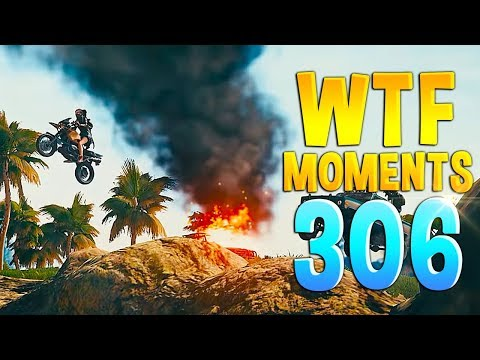 PUBG Funny Daily WTF Moments Highlights Ep 306