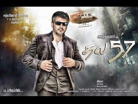 Vegam ajith new ak57 trailer and movie making
