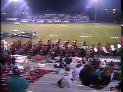 2002 North Hagerstown High School Hub Band