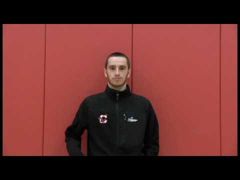 Mitch Ryan  SUNY Cortland Male Athlete of the Week 49