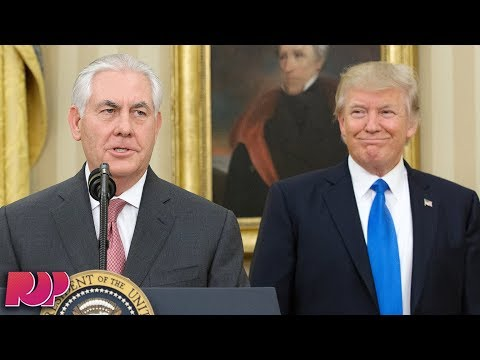 Trump Challenged His Secretary Of State, Rex Tillerson To An IQ Test