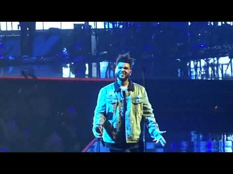 2017-10-24 - I Feel It Coming - The Weeknd in Concert - American Airlines Arena - Miami, Florida