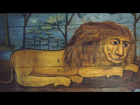 How A Russian Student Saved 'The House With The Lion'