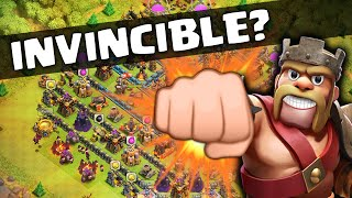 """Clash of Clans """"INVINCIBLE Defense?"""" HOW Many Wins in a Row? ♦ CoC ♦"""