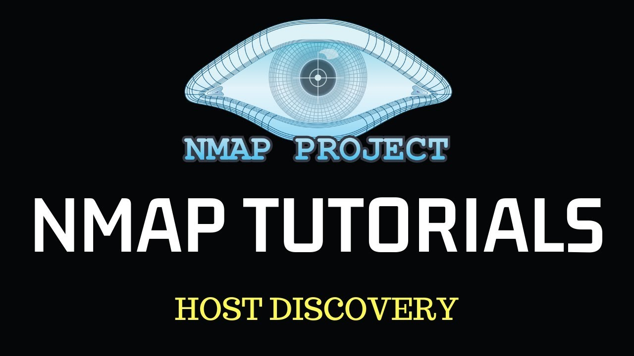 Nmap Tutorials - Host Discovery