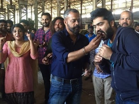 Gautham Menon thanks his team for AYM release with simbu, manjima mohan,ar rahman,thamarai
