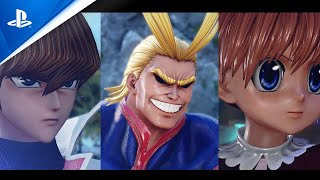 Jump Force - Character Pack 1 Trailer | PS4