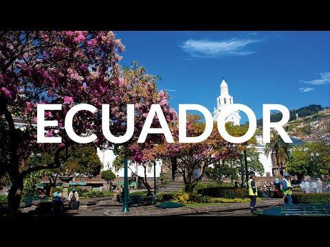 Travel with Rohan - Ecuador