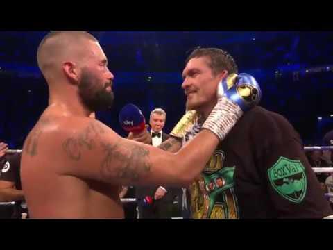 POST FIGHT: Tony Bellew retires after Oleksandr Usyk defeat!