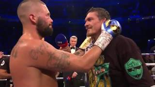 POST FIGHT: Tony Bellew retires after Oleksandr Usyk defeat!