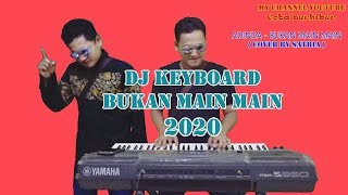 Adinda Bukan Main Main - By Satria Cover Terbaru 2020 Remix Keyboard Dj