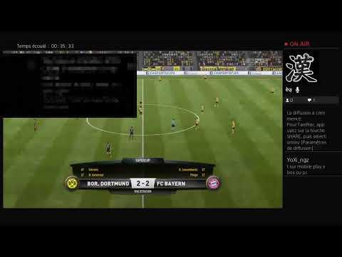 Duel Contre Haitoum Sur Fifa 18 En Carrière Manager