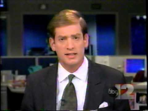 WJRT reports on WFBE closing and US 23 DI replacement screen completion July 1 1997