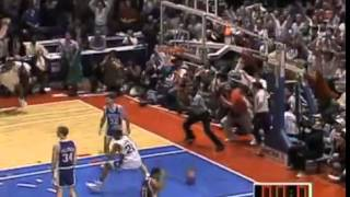 Ahtletes we love to hate: Christian Laettner