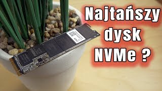 Dysk NVMe Lite-On MU-X 256GB - test i recenzja taniego nośnika ssd z 3D NAND - VBT
