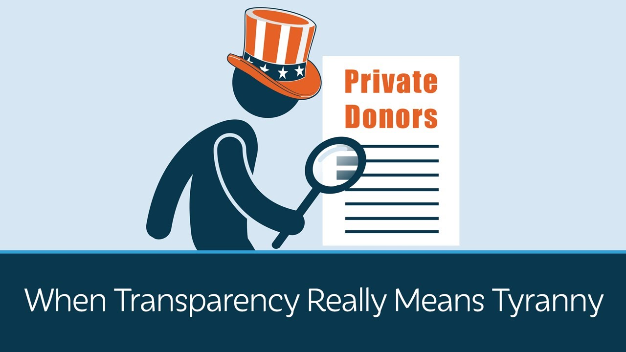 when transparency really means tyranny youtube