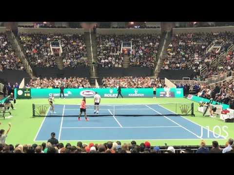 Roger Federer vs Jack Sock