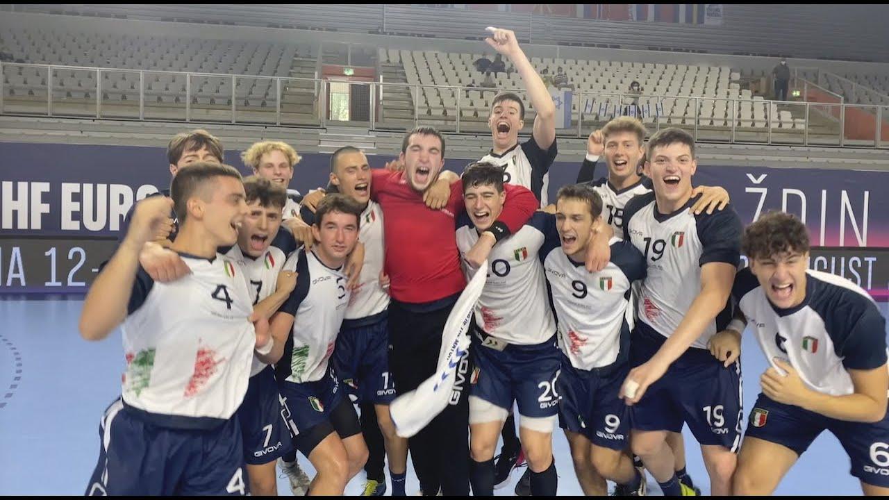M19 EHF EURO: Italia - Israele 29-23 | Il post-gara