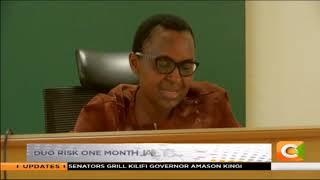 Kisumu Governor Anyang'Nyong'o Inheritance Row
