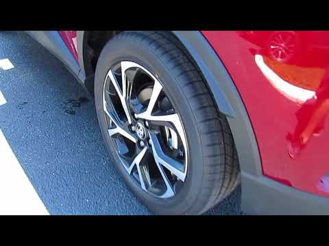 2018 Toyota C-HR Live Video! Tampa, Wesley Chapel, Brandon, New Port Richey, FL Live  183094