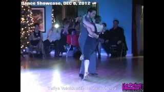 Latin Soul Ballroom's Holiday Showcase on December 8, 2012