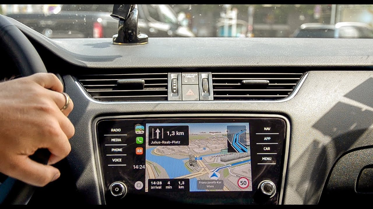 Does this CarPlay navigation app show the future of Apple